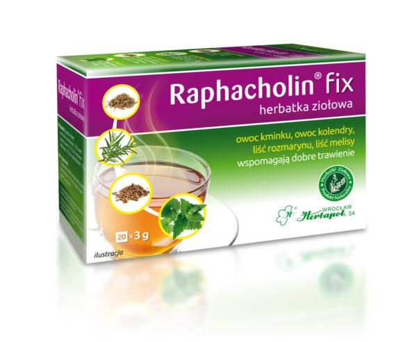 Herbatka ziołowa Raphacholin fix