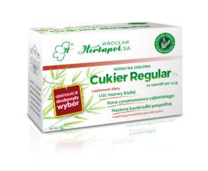 Herbatka Cukier Regular