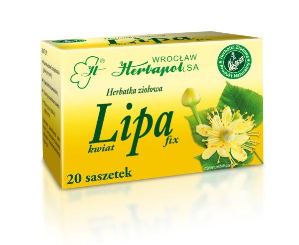 Herbatka ziołowa Lipa fix