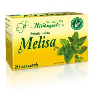 Herbatka ziołowa Melisa fix