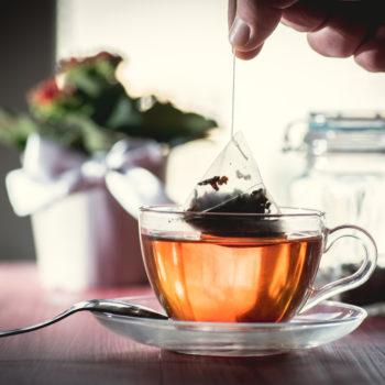 herbatka z czarnej porzeczki