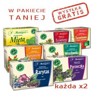 Pakiet herbatek Dla Przedszkoli